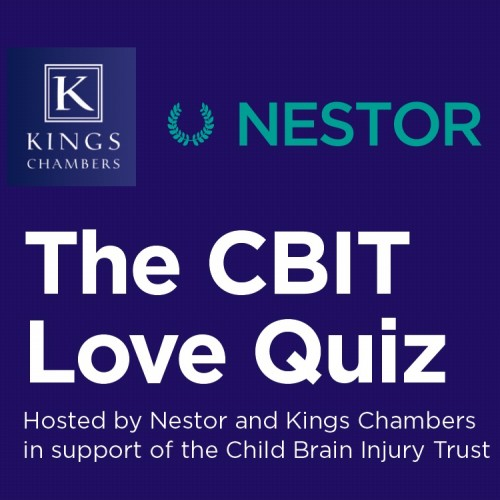 Success at the Child Brain Injury Trust Quiz