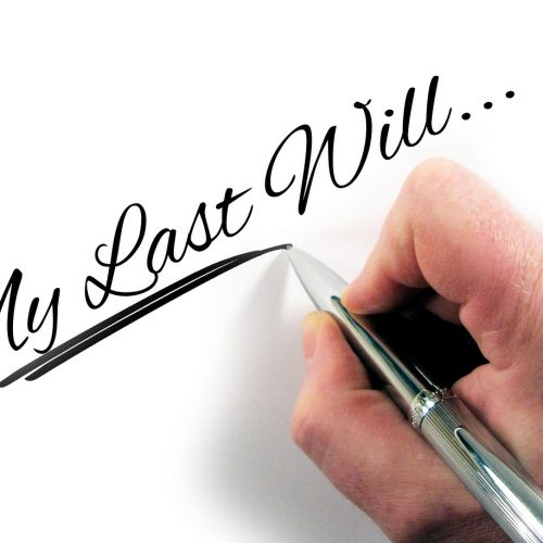 What happens if a relative is losing capacity, but hasn't made a Will?