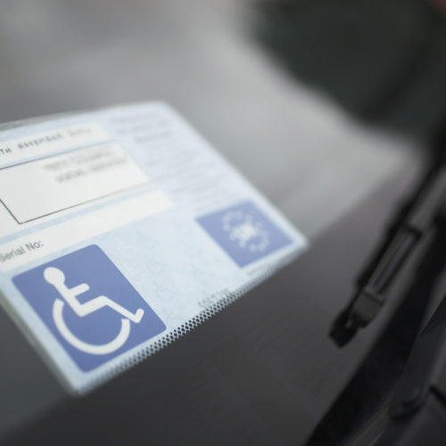 Blue Badge Scheme – Changes coming into force today