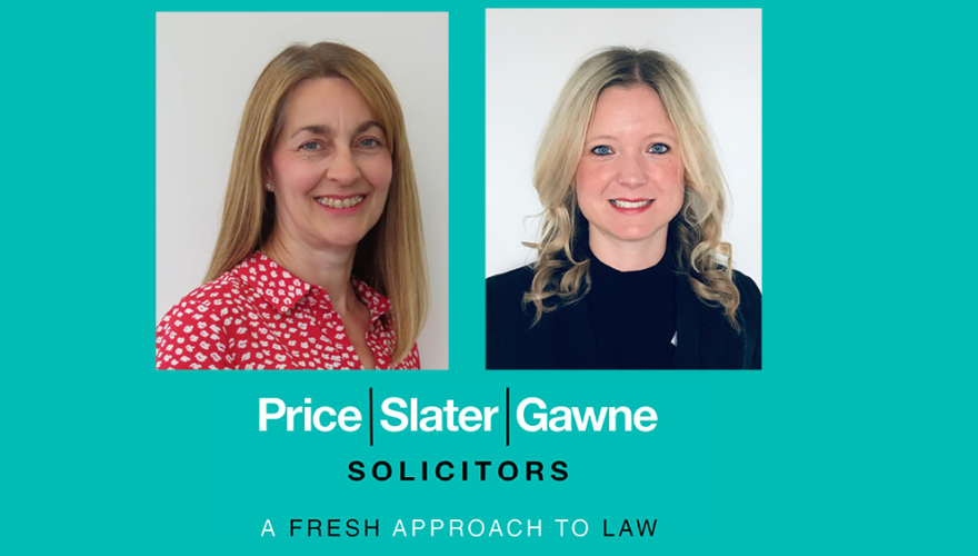 Marie and Anna - Firm wide expansion for Price Slater Gawne
