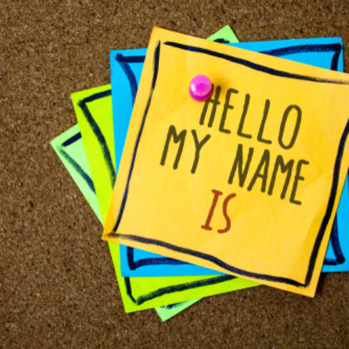What is in a name?