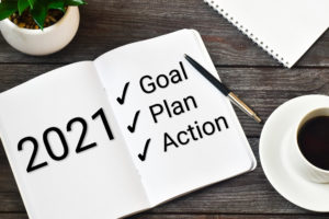A New Year – A time to plan for the future